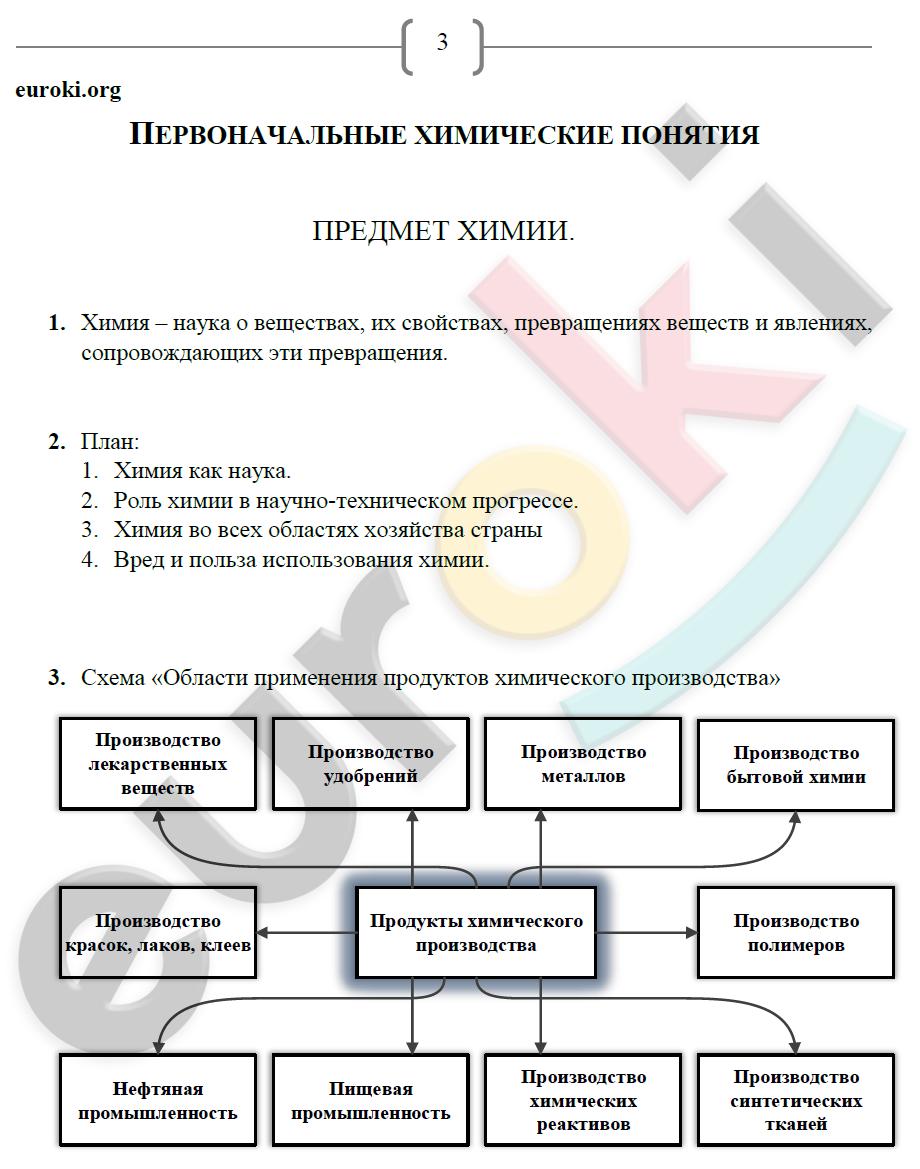 Задания из учебника: с.3 - решение